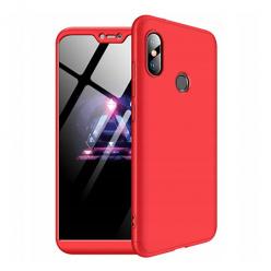 Etui na telefon Huawei P20 Lite - Slim MattE 360 - Czerwony.