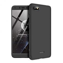 Etui na telefon Xiaomi Redmi 6A - Slim MattE 360 - Czarny.
