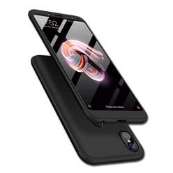 Etui na telefon Xiaomi Redmi Note 5 Pro - Slim MattE 360 - Czarny.