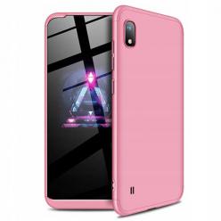 Etui na telefon Samsung Galaxy A10 - Slim MattE 360 - Różowy