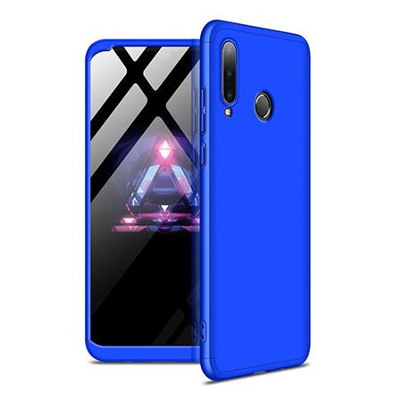 Etui na telefon Huawei P30 Lite - Slim MattE 360 - Niebieski.