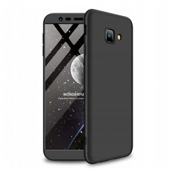 Etui na telefon Samsung Galaxy J4 Plus - Slim MattE 360 - Czarny.