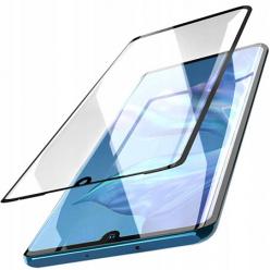 Galaxy A70 hartowane szkło 5D Full Glue - Czarny.