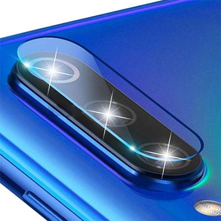Galaxy A70 Hartowane szkło na aparat, kamerę z tyłu telefonu