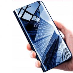 Xiaomi Redmi Note 5 Pro Clear View z klapką - Granatowy