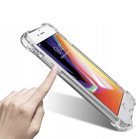 iPhone 8 Air-Shock Corner przezroczyste etui silikonowe.