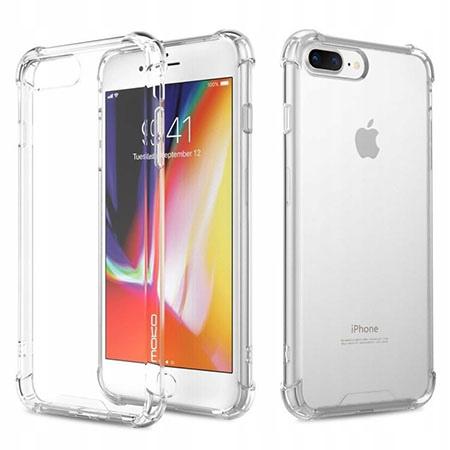 iPhone 8 plus Air-Shock Corner przezroczyste etui silikonowe.
