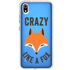 Etui na Xiaomi Redmi 7A - Crazy like a fox.