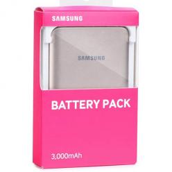 Oryginalny Power bank ładowarka Samsung 3000 mAh - Złoty
