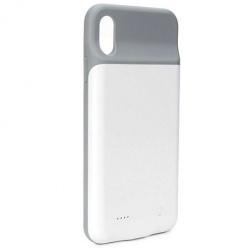 iPhone X Etui Power bank bateria zewnętrzna 300mAh - Biały