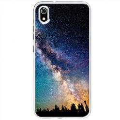 Etui na telefon Huawei Y5 2019 - Droga mleczna Galaktyka