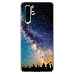 Etui na telefon Huawei P30 Pro - Droga mleczna Galaktyka