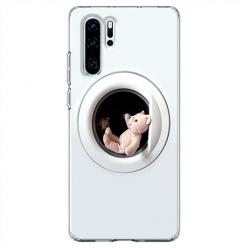 Etui na telefon Huawei P30 Pro - Misio w pralce