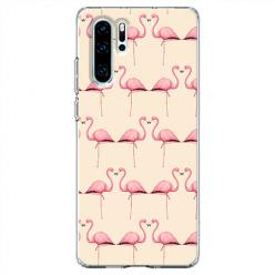 Etui na telefon Huawei P30 Pro - Flamingi