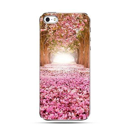 Etui na Apple iPhone 6 plus - Różowy park
