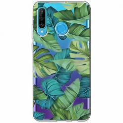 Etui na telefon Huawei P30 Lite - Wyprawa do jungli.