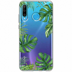 Etui na telefon Huawei P30 Lite - Welcome to the jungle.
