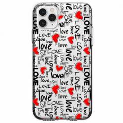 Etui na telefon Apple iPhone 11 Pro Max - Love, love, love…