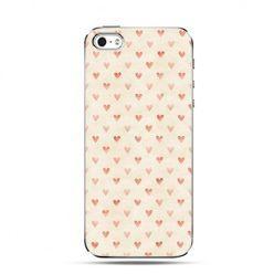 Etui na Apple iPhone 6 plus - Czerwone serca