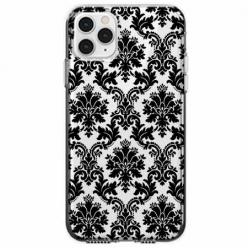 Etui na telefon Apple iPhone 11 Pro Max - Damaszkowa elegancja.