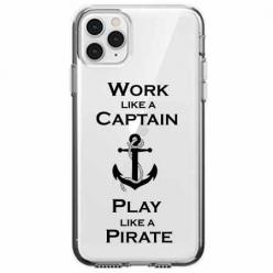 Etui na telefon Apple iPhone 11 Pro Max - Work like a Captain…