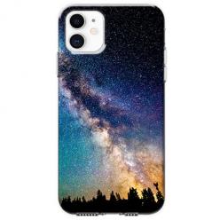 Etui na telefon Apple iPhone 11 - Droga mleczna Galaktyka
