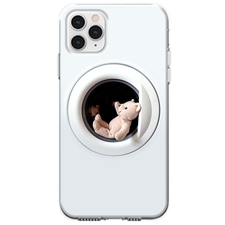 Etui na telefon Apple iPhone 11 Pro - Misio w pralce