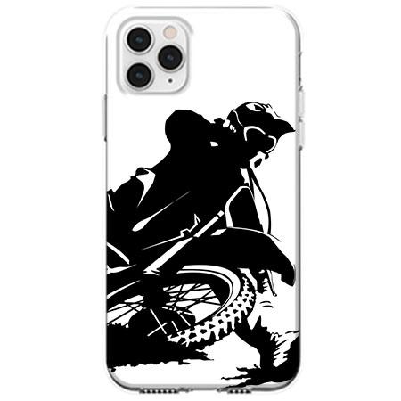 Etui na telefon Apple iPhone 11 Pro - Motocykl Cross