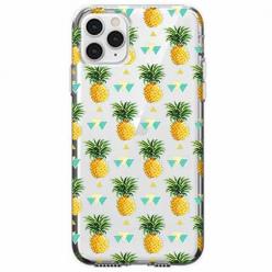 Etui na telefon Apple iPhone 11 Pro - Ananasowe szaleństwo.