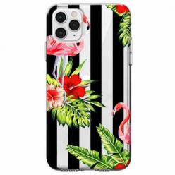 Etui na telefon Apple iPhone 11 Pro - Opowieści flamingów.