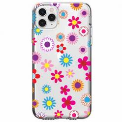 Etui na telefon Apple iPhone 11 Pro - Kolorowe stokrotki.