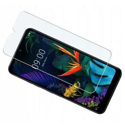 LG Q60 hartowane szkło ochronne na ekran 9h.