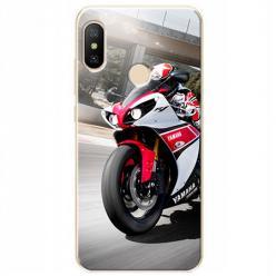Etui na Xiaomi Mi A2 Lite - Motocykl ścigacz