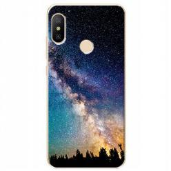 Etui na Xiaomi Mi A2 Lite - Droga mleczna Galaktyka