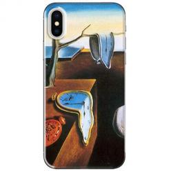 Etui na telefon iPhone X - Zegary Dalego