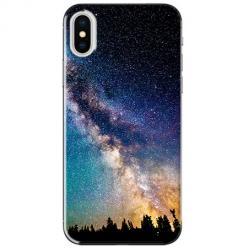 Etui na telefon iPhone XS Max - Droga mleczna Galaktyka