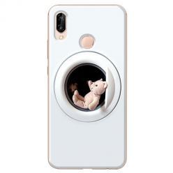 Etui na Huawei P20 Lite - Misio w pralce