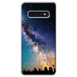 Etui na Samsung Galaxy S10 - Droga mleczna Galaktyka