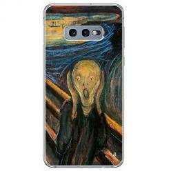 Etui na Samsung Galaxy S10e - Krzyk Munka