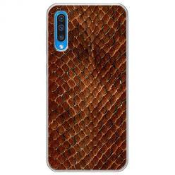 Etui na Samsung Galaxy A50 - Skóra węża