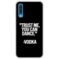 Etui na Samsung Galaxy A50 - Trust me You can Dance