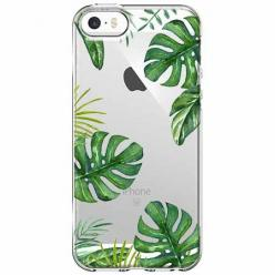Etui na iPhone 5 , 5s - Welcome to the jungle.
