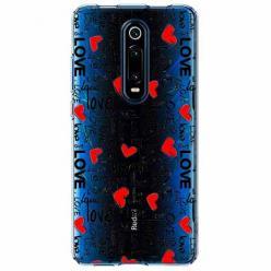 Etui na Xiaomi Mi 9T - Love, love, love…