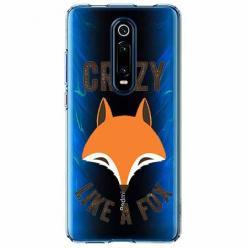 Etui na Xiaomi Mi 9T - Crazy like a fox.