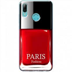 Etui na Huawei P Smart Z - Czerwony lakier do paznokci