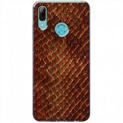Etui na Huawei P Smart Z - Skóra węża