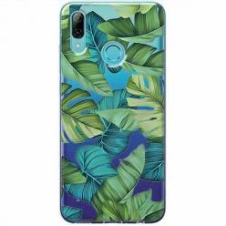 Etui na Huawei P Smart Z - Egzotyczne liście