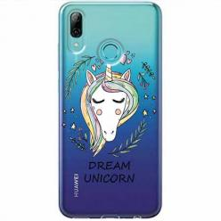 Etui na Huawei P Smart Z - Dream unicorn - Jednorożec.