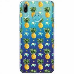 Etui na Huawei P Smart Z - Ananasowe szaleństwo.