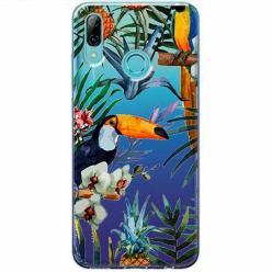 Etui na Huawei P Smart Z - Egzotyczne tukany.